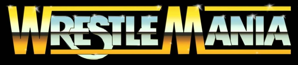 Classic WrestleMania Logo