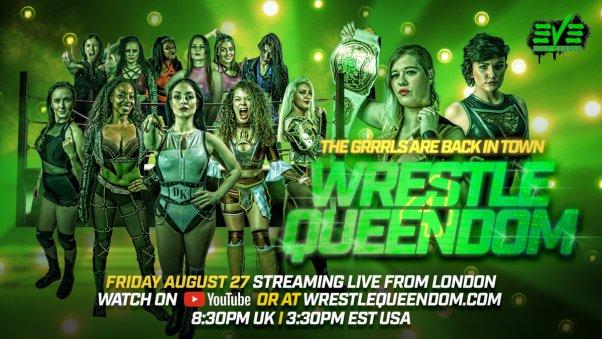 Wrestle Queendom – Wrestle Inn